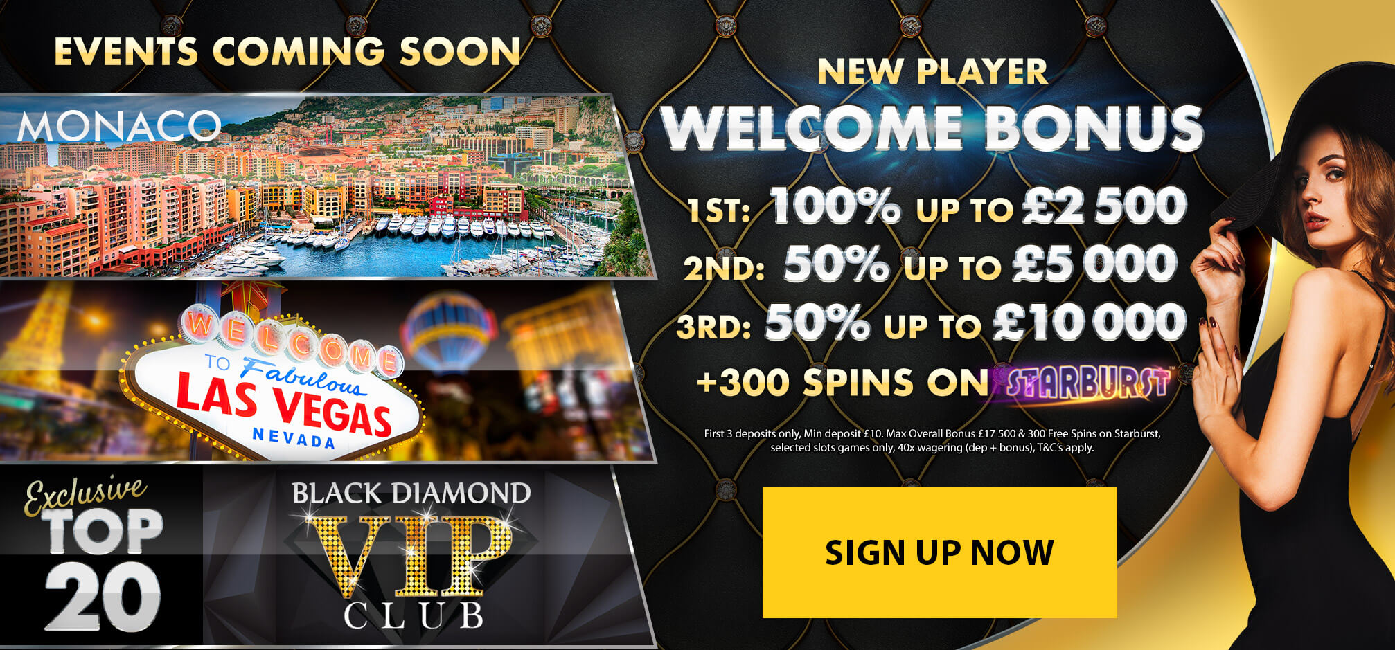Royal Savoy Casino - £/€17,500 in New Player Bonuses